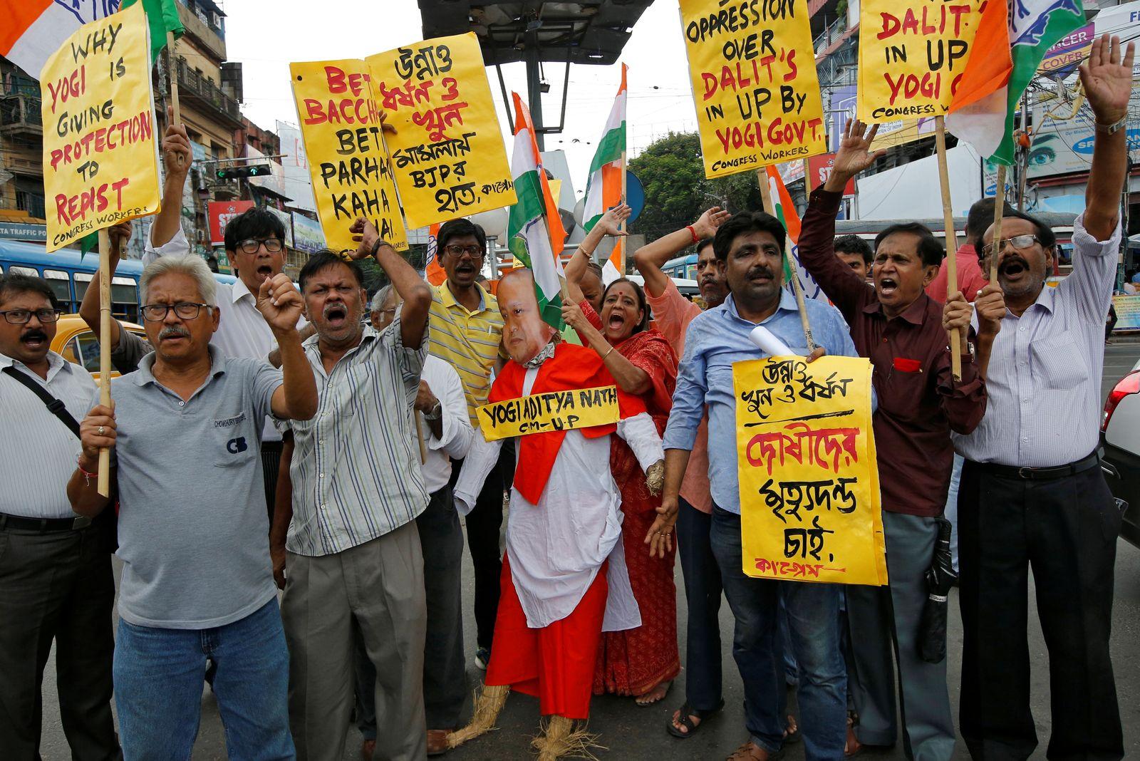 INDIA-POLITICS/RAPE