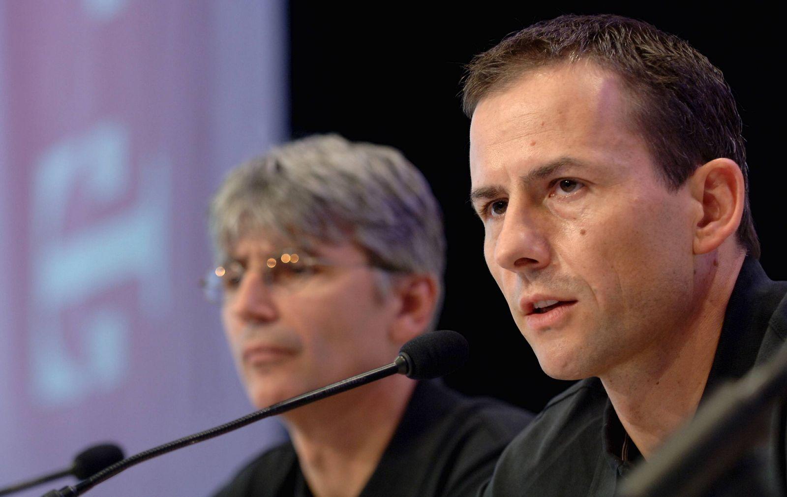 """NICHT VERWENDEN """"Sueddeutsche Zeitung"""": Ermittlungen gegen Aerzte des T-Mobile Teams"""