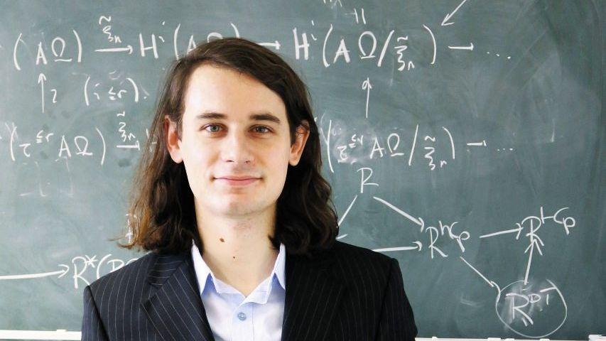 Leibniz-Preisträger Scholze Wilhelminischer Barock im Mathe-Mekka Bonn