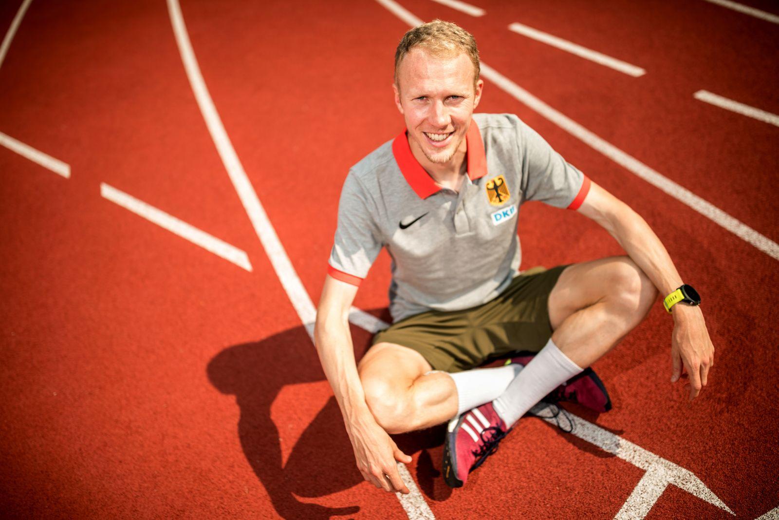 Leichtathletik-EM - Medientag DLV