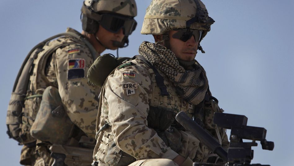 Deutsche Soldaten in Afghanistan (Archivbild): Kujat kritisiert Vorgehen der Regierung
