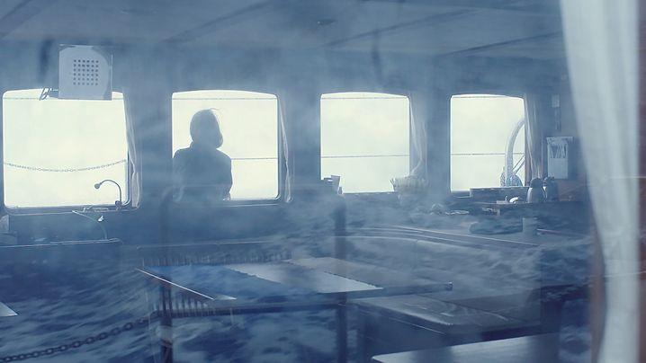 "Szenenbild aus ""Drift"" von Helena Wittmann"
