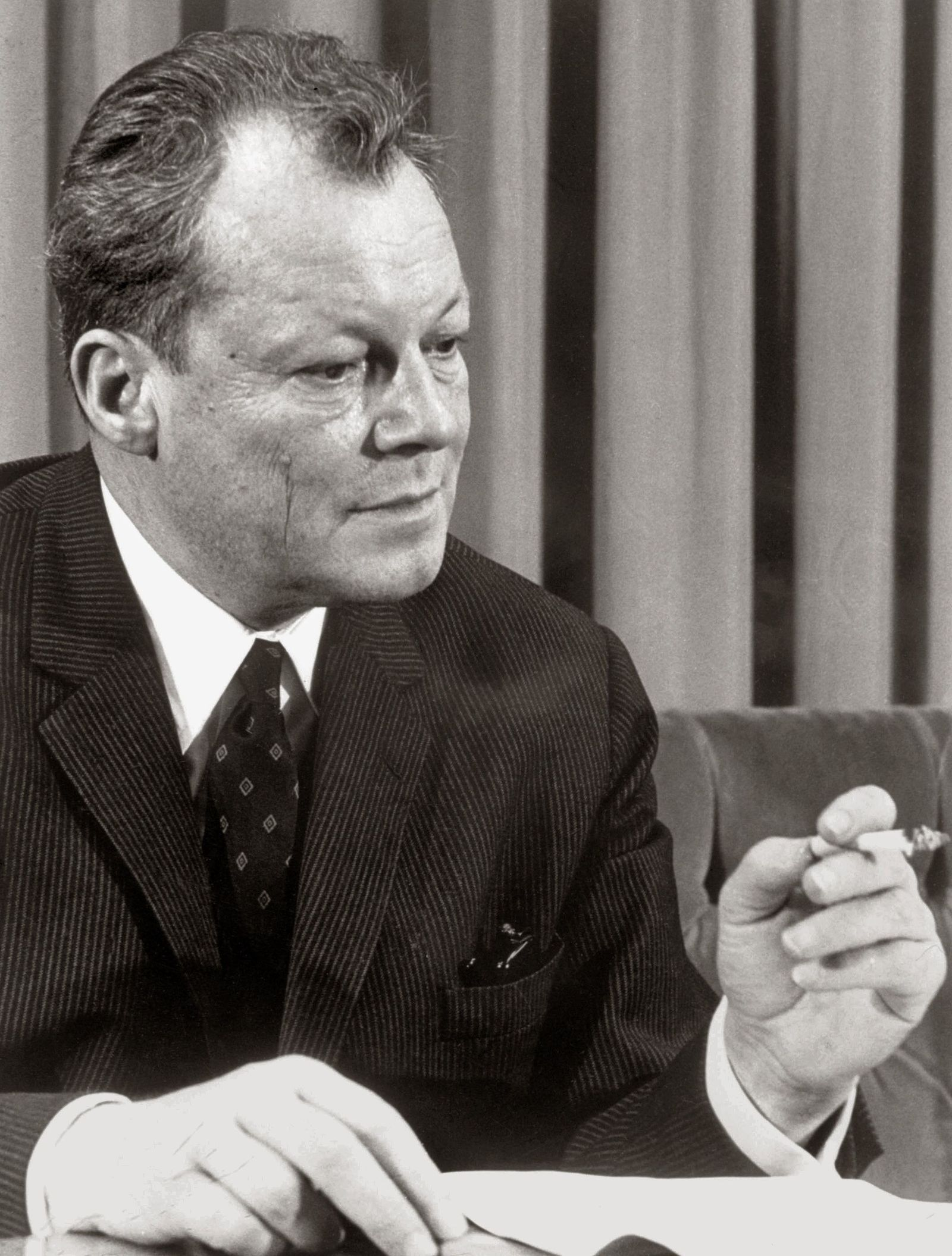 Willy Brandt - lage