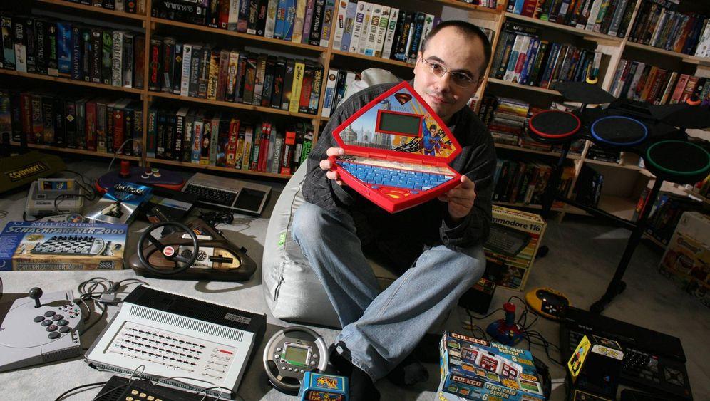 Sammlerfreude: Die größte Spielkonsolensammlung der Welt