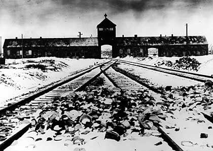 """Bahngleis zum Vernichtungslager Auschwitz: """"Es war klar, wir sollten sofort ins Gas"""""""
