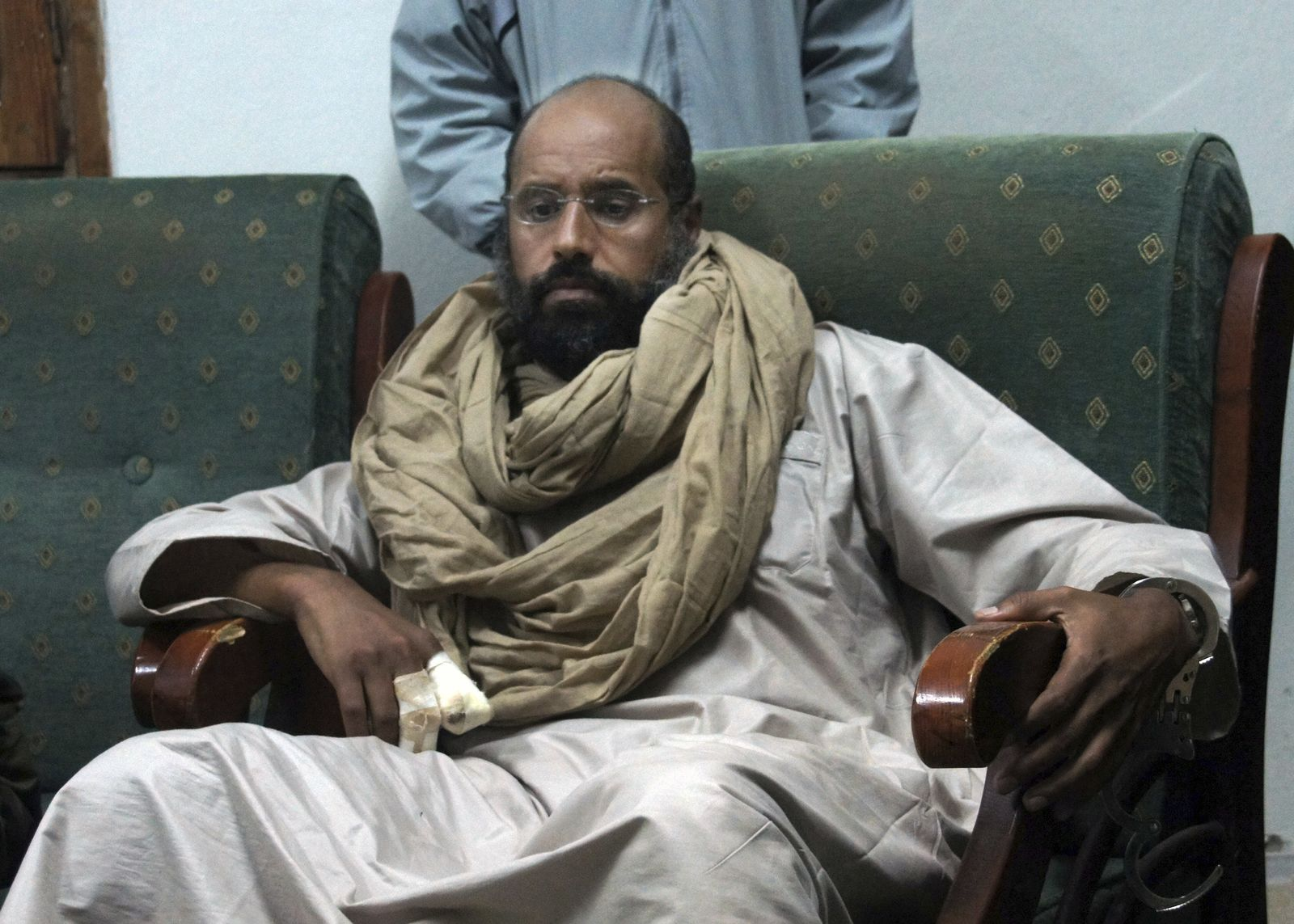 Libyen Gaddafi