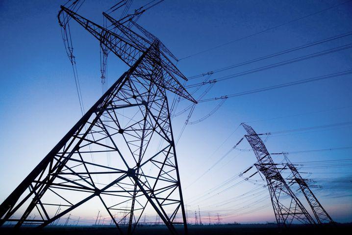 Strommast nahe Riesa: Profite von 118 Prozent