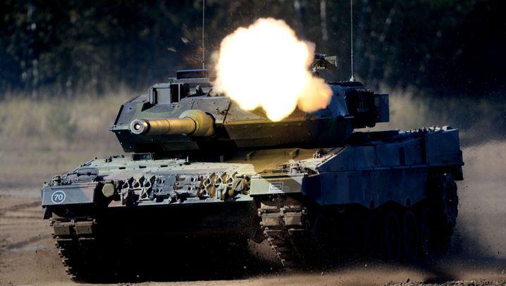 Waffengeschäfte: Deutschland exportiert so viele Rüstungsgüter wie nie