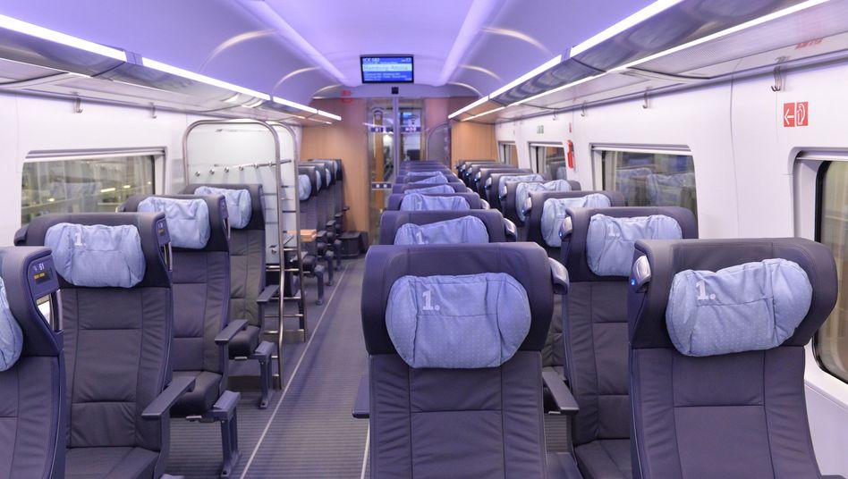 Deutsche Bahn 1 Klasse