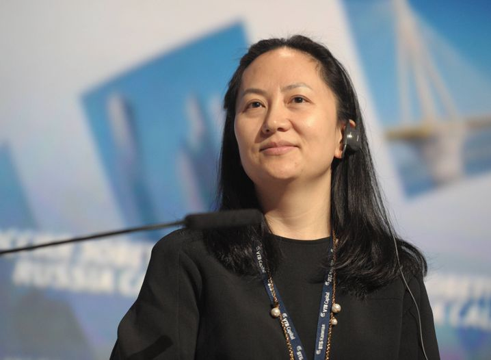 Im Auftrag der USA festgesetzt: Wanzhou Meng (Archivfoto)