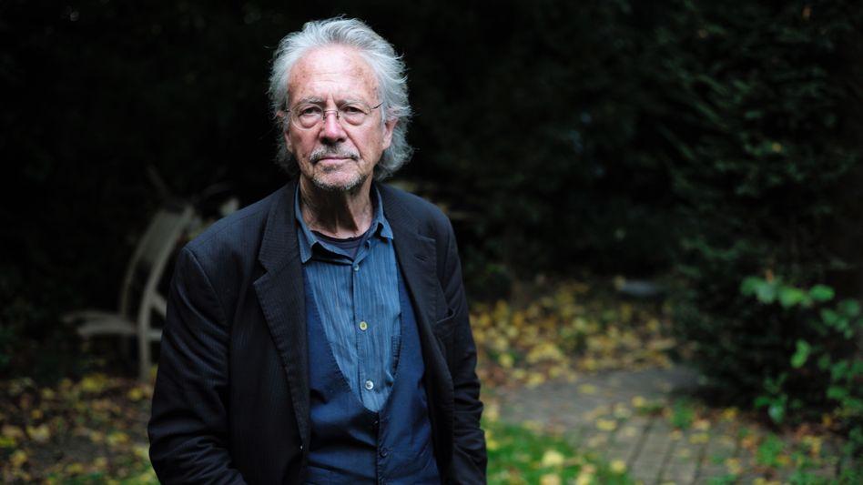Autor Peter Handke: räudiger Trotz