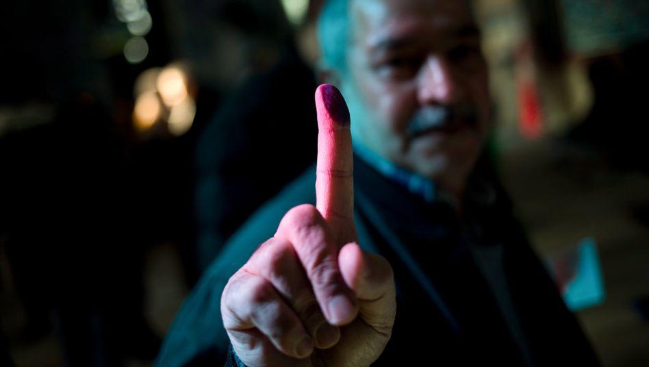 42,57 Prozent: Wahlbeteiligung in Iran deutlich niedriger als angenommen