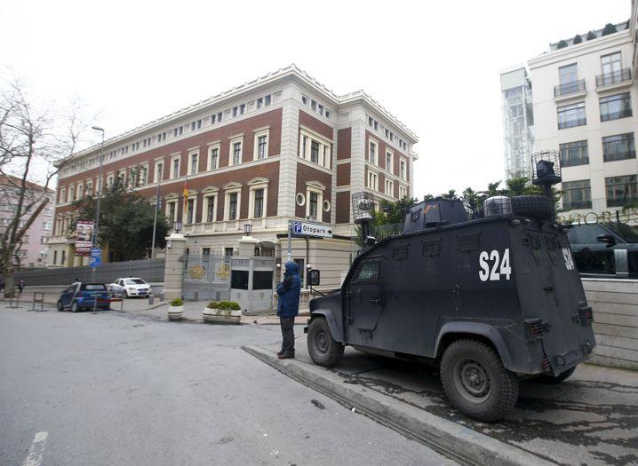 Deutsches Generalkonsulat in Istanbul