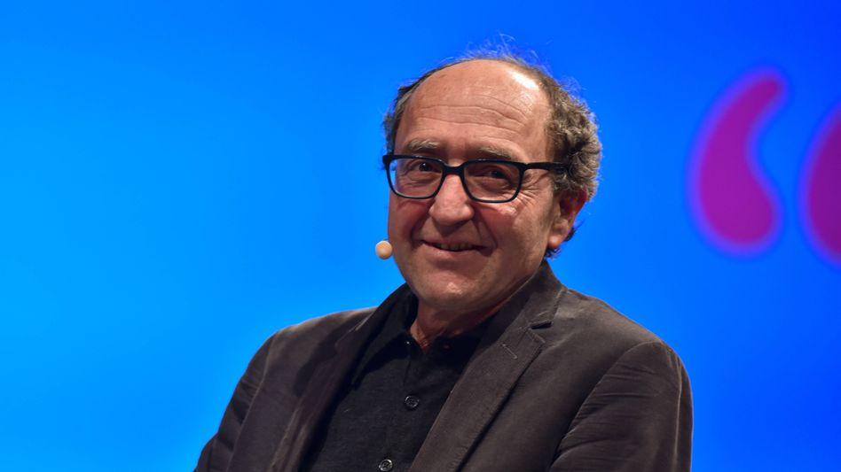 Schriftsteller Dogan Akhanli