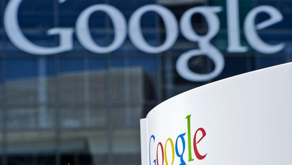 Google-Campus in Mountain View: Infizierte Online-Werbung der Tochter DoubleClick
