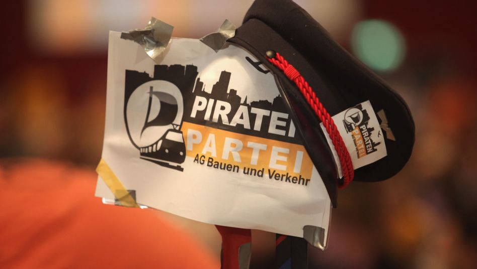 The Pirate Party is at the end of their rope.