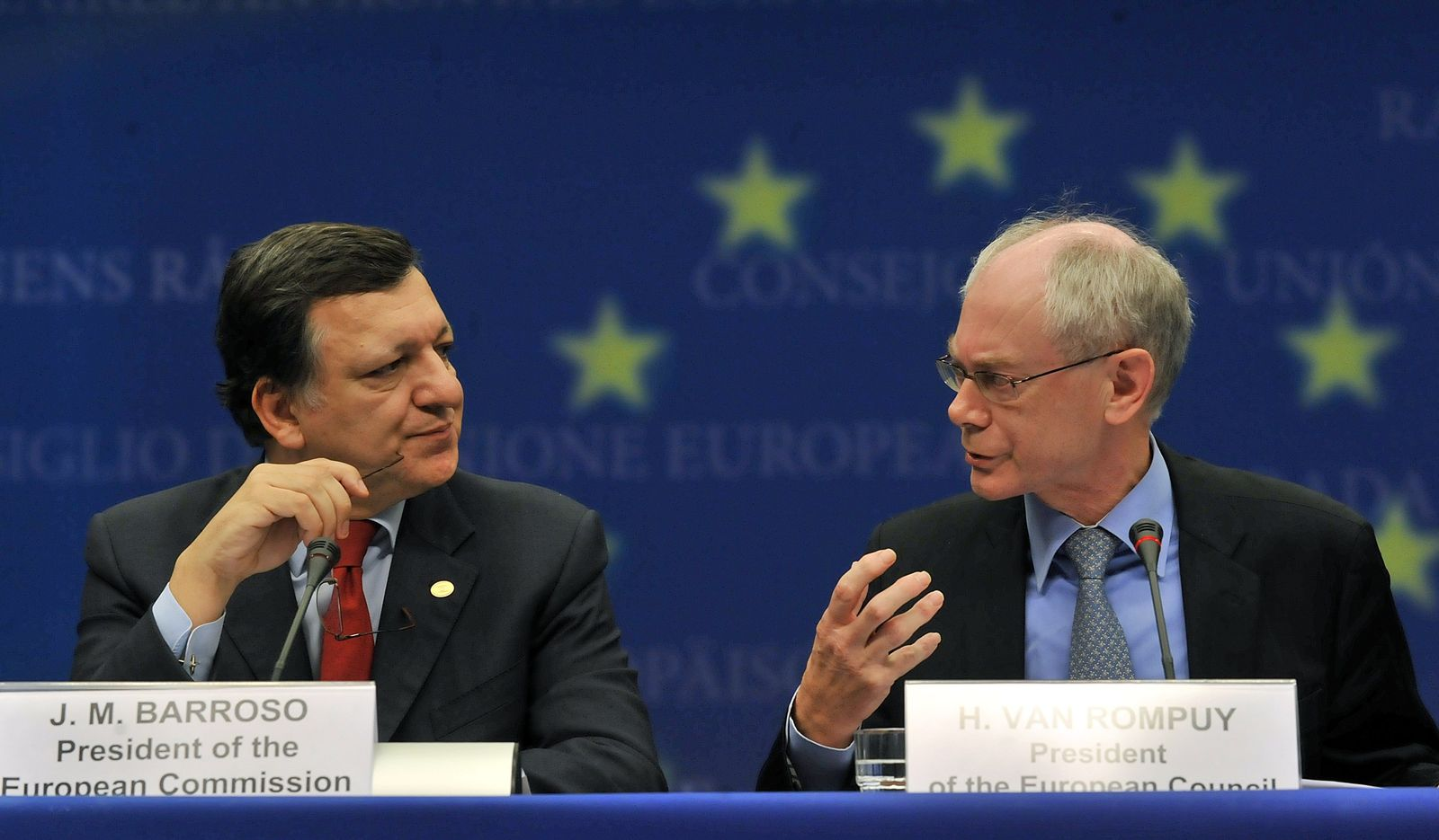 Barroso / Rompuy