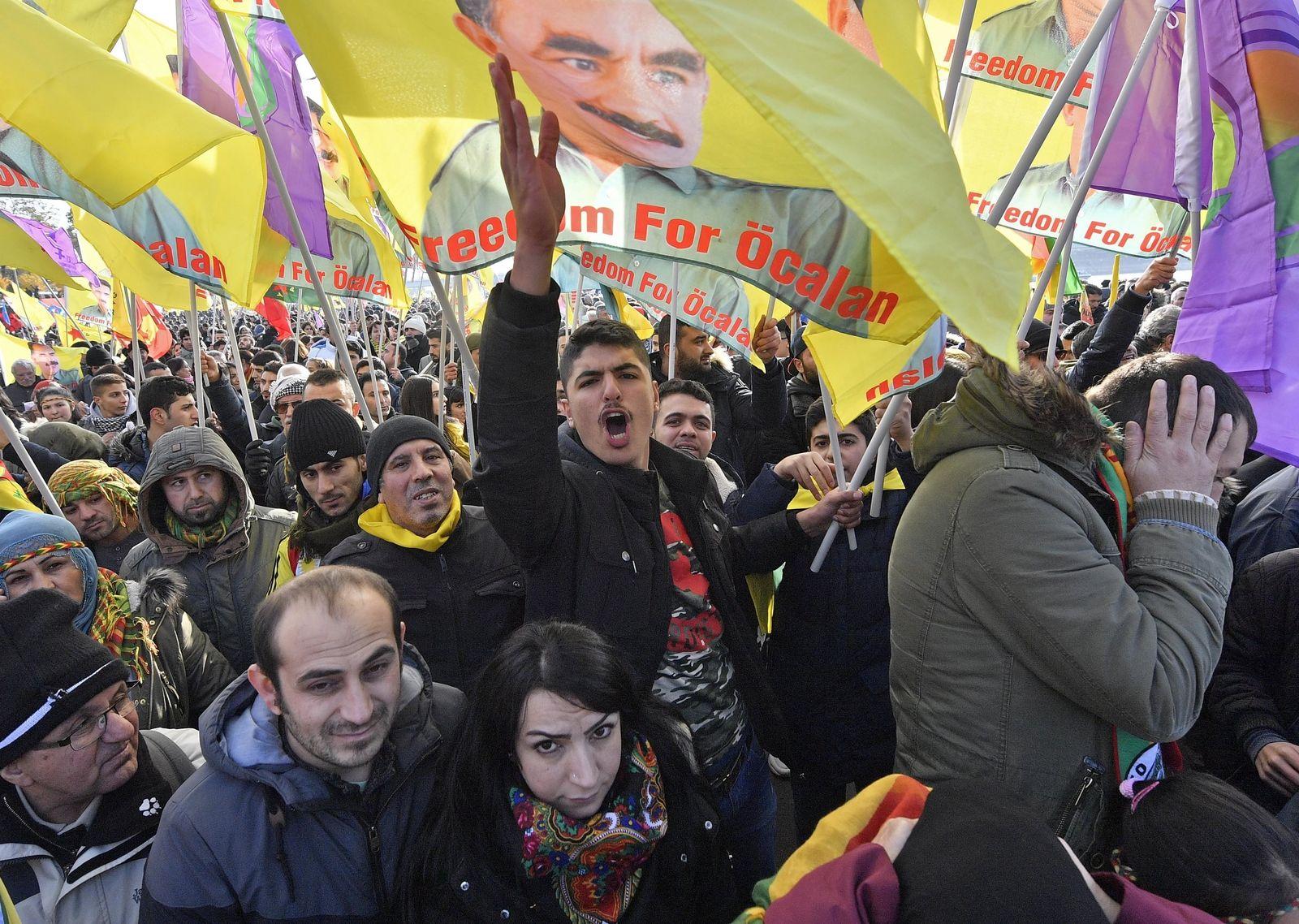 Erdogan/ Protest/ Köln