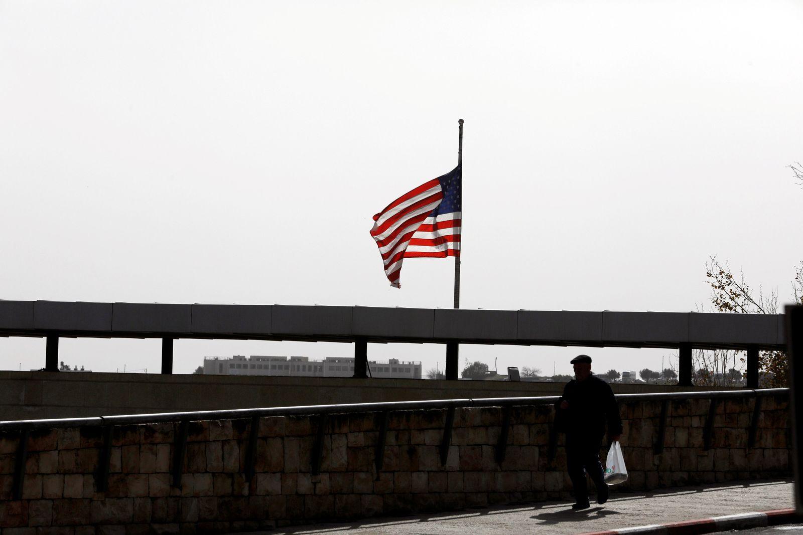 U.S. consulate/ Jerusalem