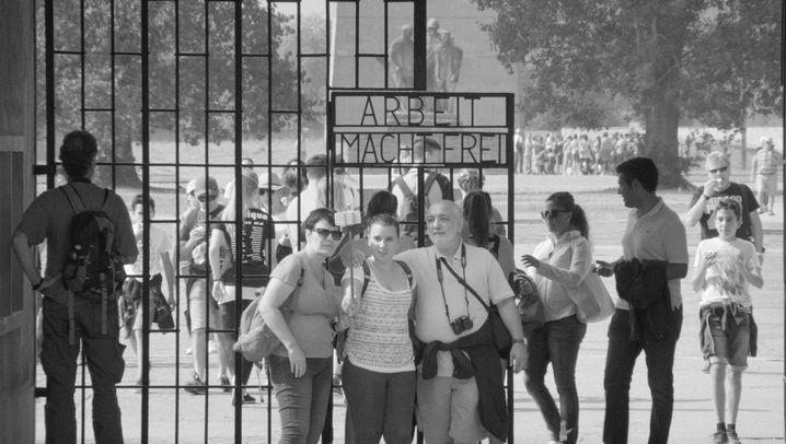 """Dokumentarfilm """"Austerlitz"""": Schrecken im Gesicht"""