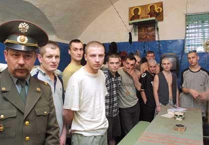 Strafgefangene in Russland: Die Chance auf Freiheit