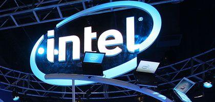 Intel-Logo: Rekordstrafe von der EU
