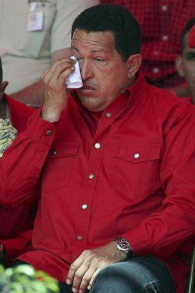 "Präsident Chávez: ""Ist mir egal, wenn sie mich verrückt nennen"""