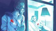 Er versteckte sich in ihrer Wohnung, erst im Schrank, dann unter dem Bett