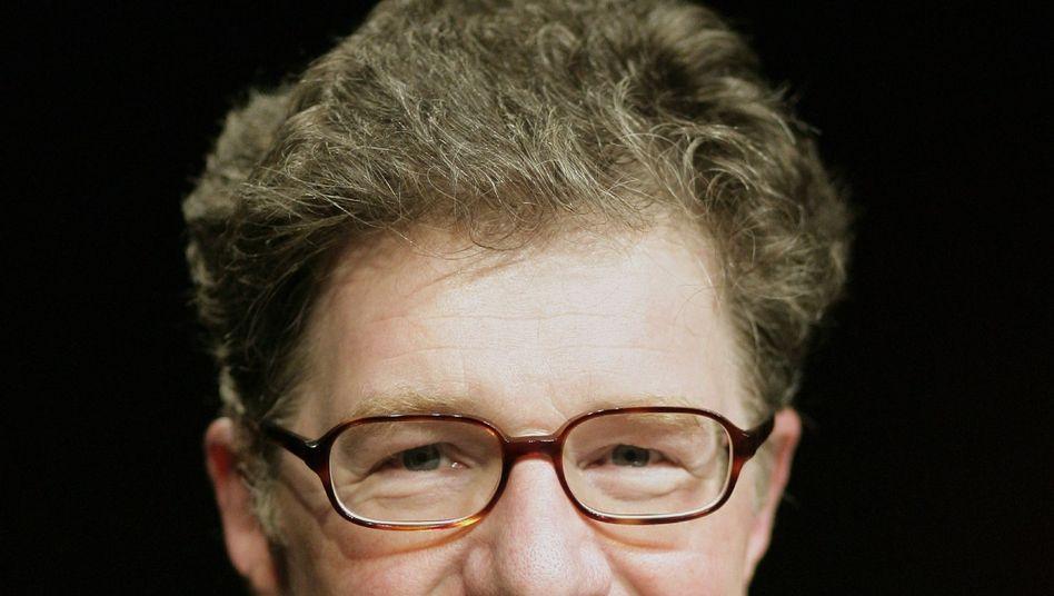 Moderator und Publizist Willemsen: an Krebs erkrankt