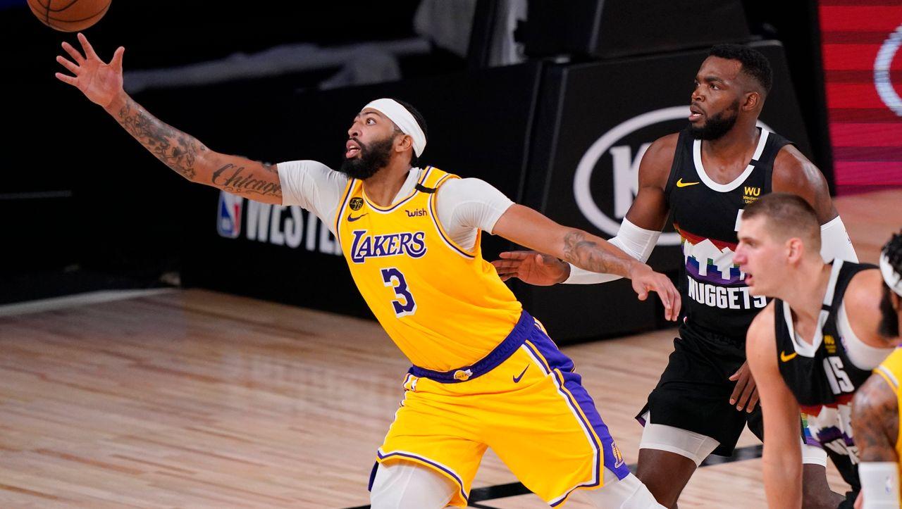 NBA: Die Rückkehr der Riesen - DER SPIEGEL...