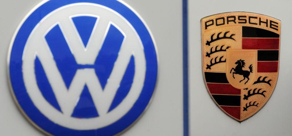 VW und Porsche: Schnellere Fusion als geplant