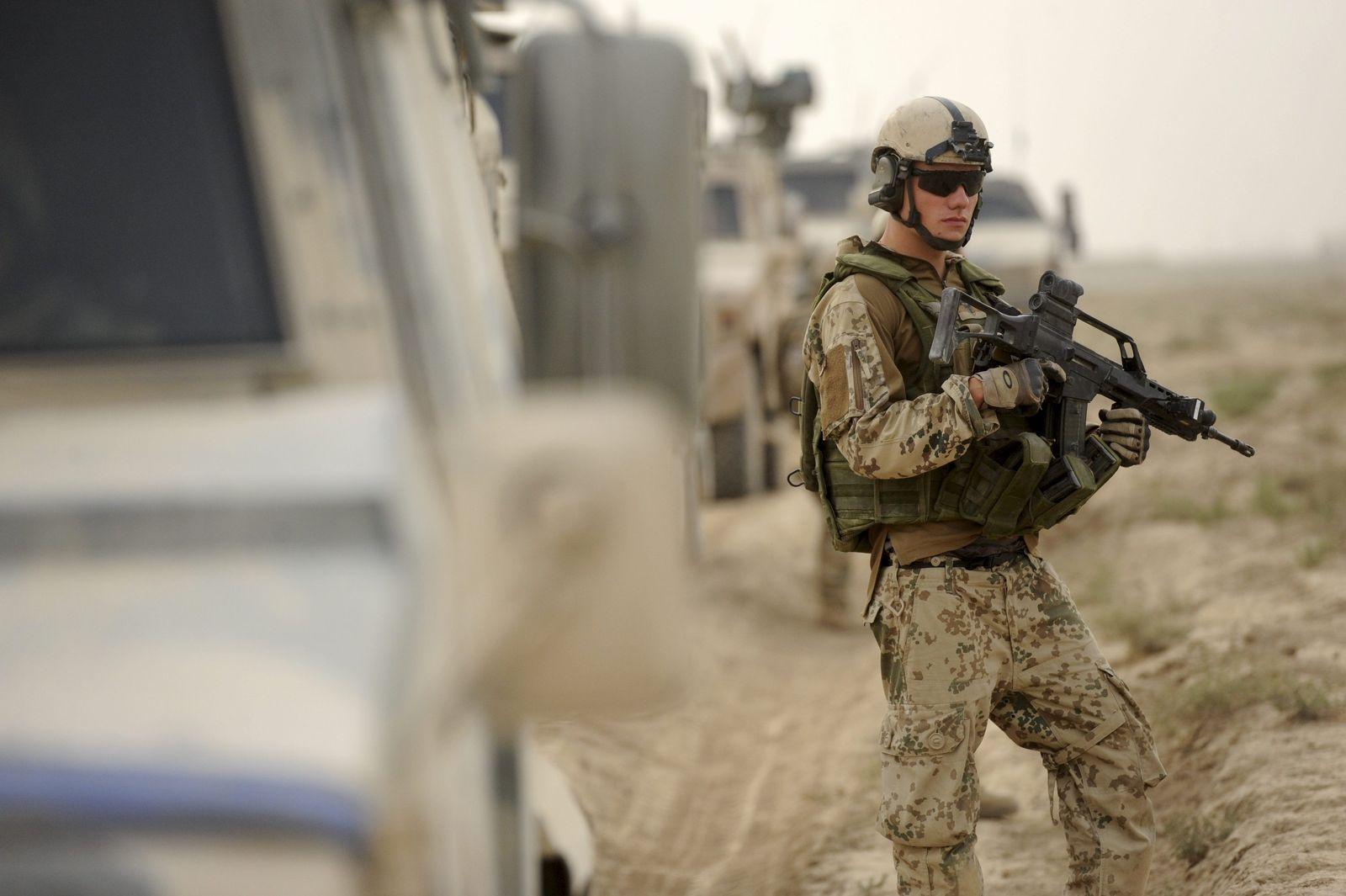Bundeswehr / Afghanistan XXL
