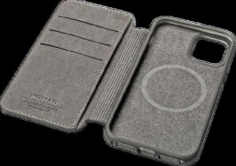 Hersteller: NomadArt: magnetische Hülle+ Schutzrahmen+ echtes Leder+ Display-Schutz- Material-Mix