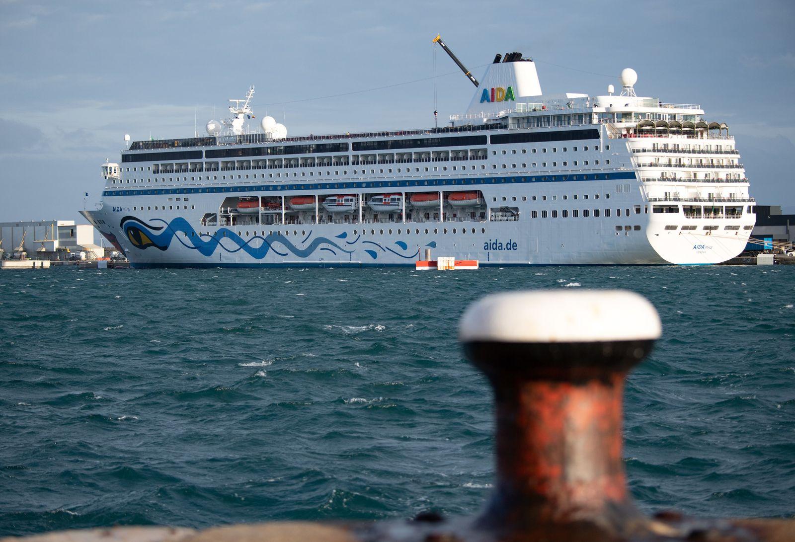 Kreuzfahrtschiff «AIDAmira»