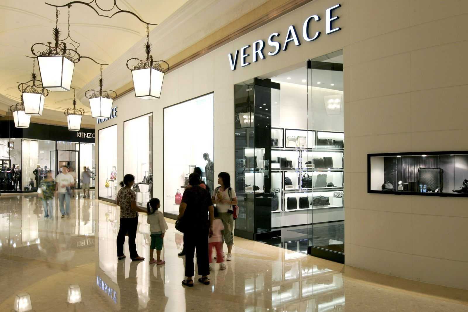 Michael Kors/ Versace