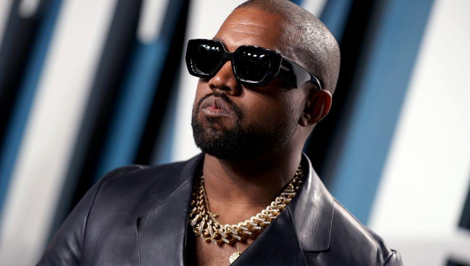 Rap-Superstar Kayne West: Wut auf die Industrie