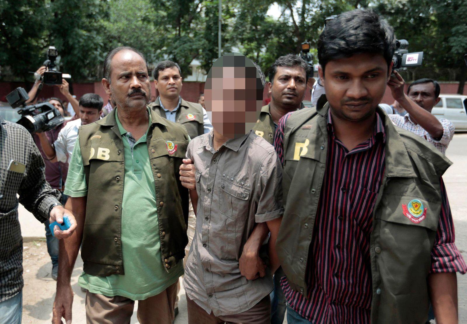 Bangladesh/ Festnahmen