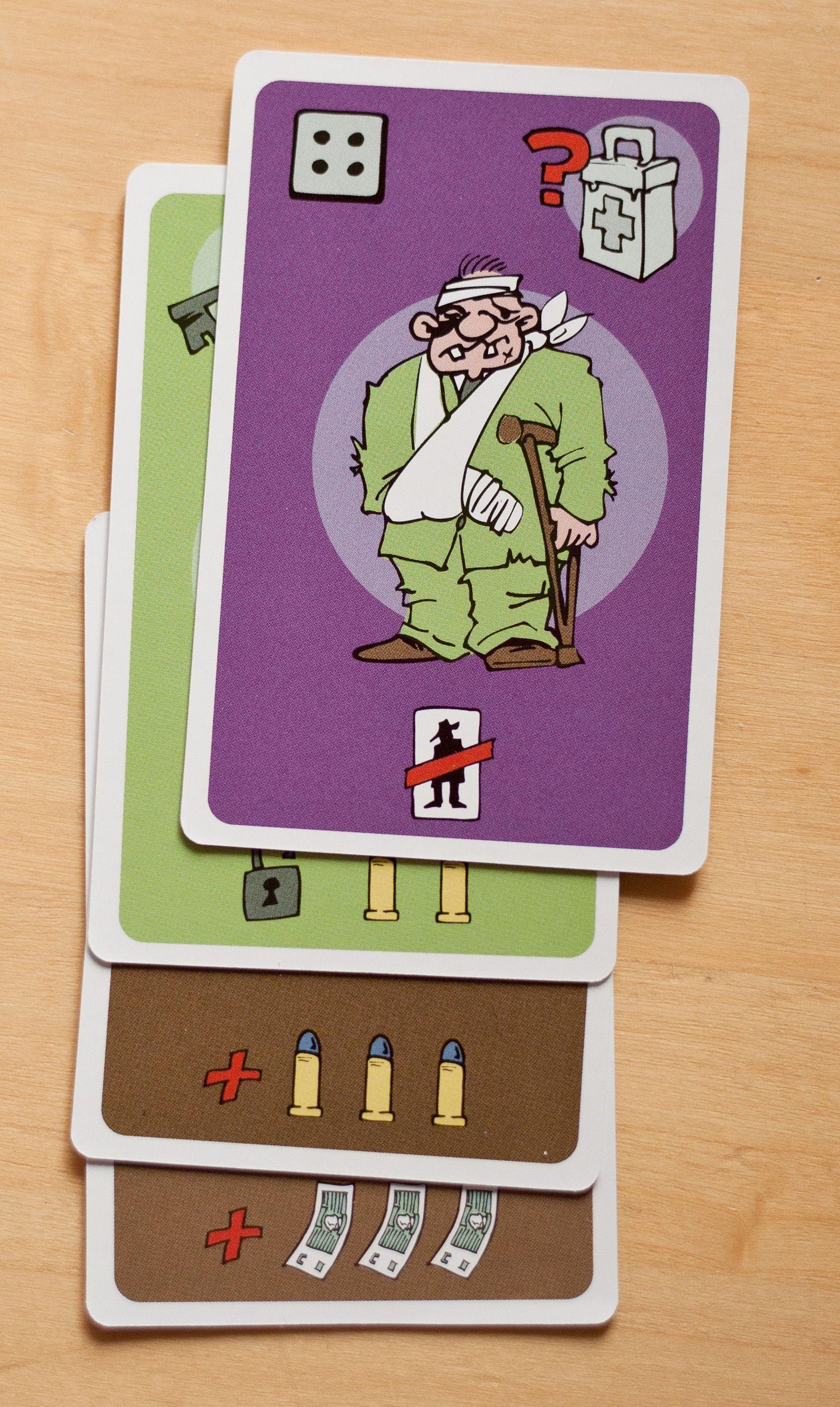 EINMALIGE VERWENDUNG Spielmesse / Mafia Dollar 4