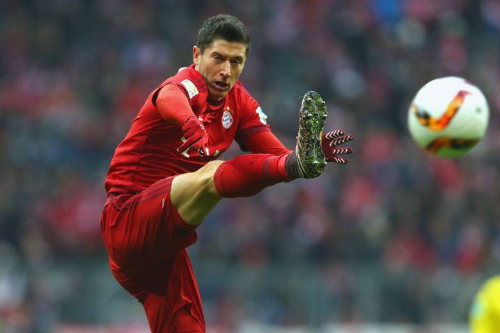 Bayern-Torjäger Lewandowski: Erfolgreich wie seit Jahrzehnten nicht