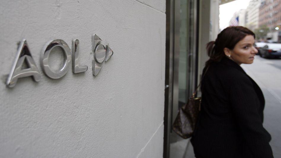 AOL-Logo: Ambitionen im mobilen Video- und Werbegeschäft