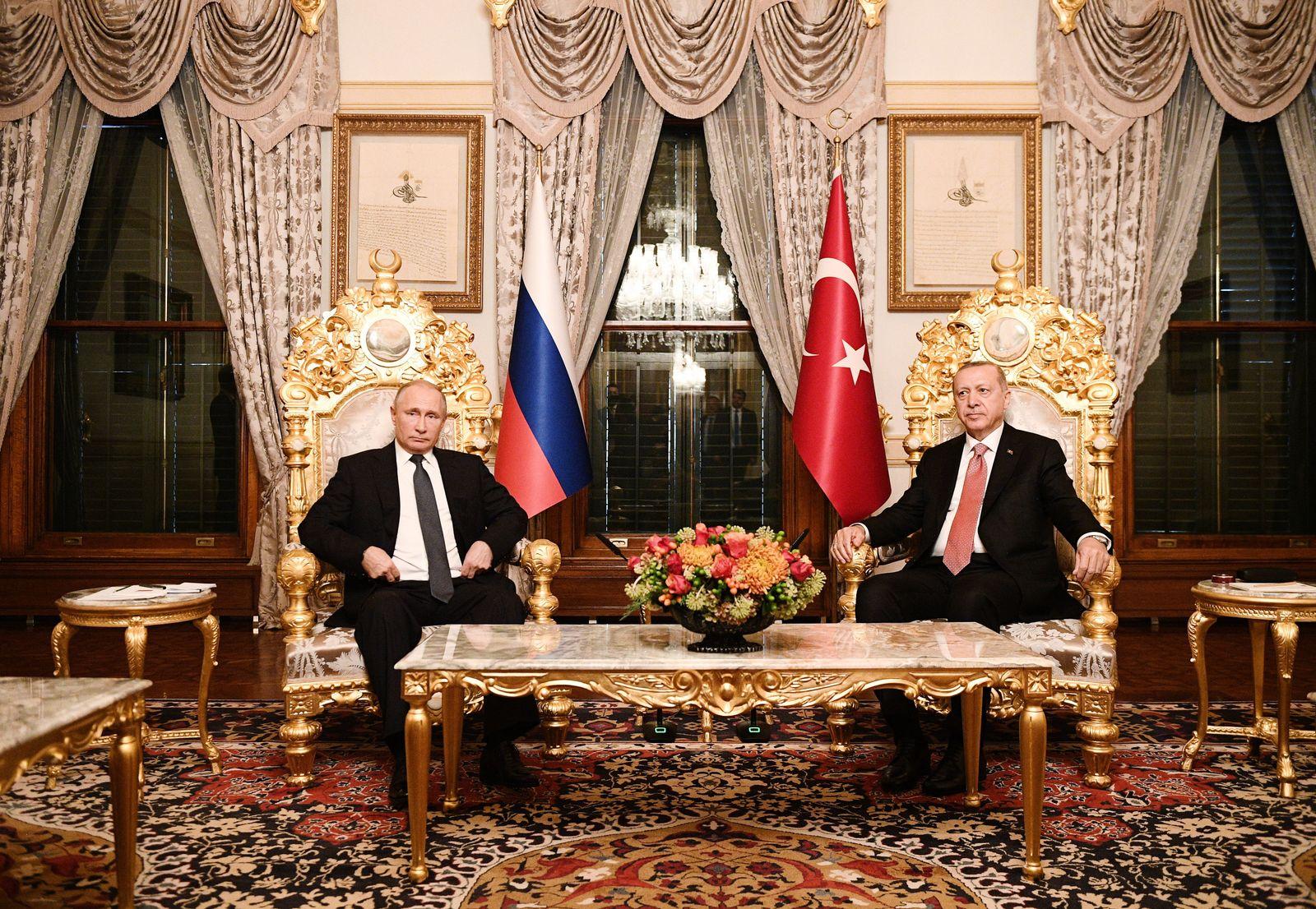 Erdogan/ Putin