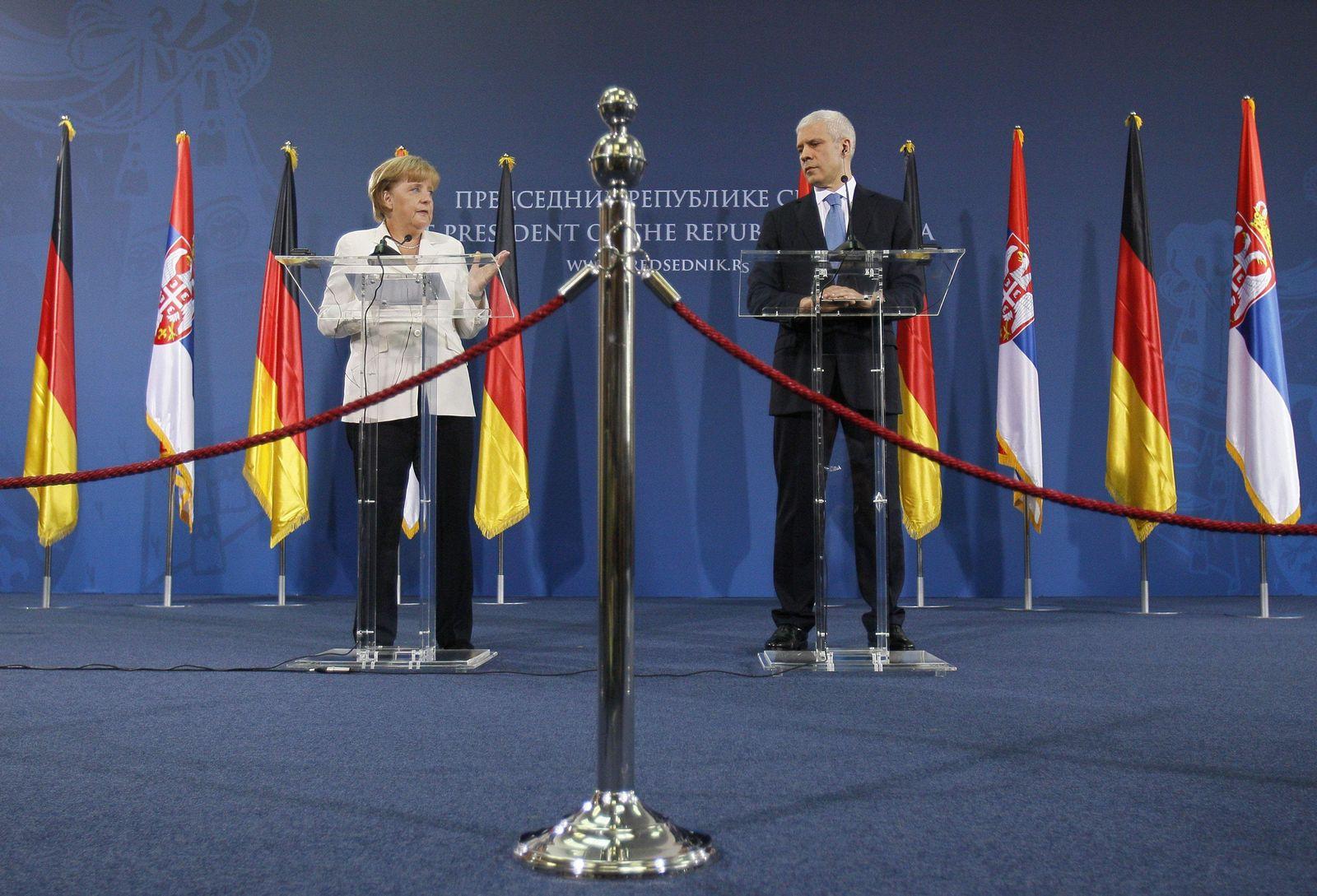 Merkel Tadic