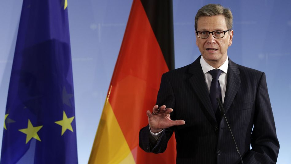 German Foreign Minister Guido Westerwelle has warned Russia's ambassador to Germany that a new anti-gay law could damage European-Russian relations.