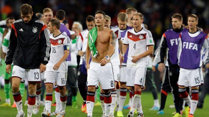 Deutschland vs. Algerien: Hauptsache gewonnen