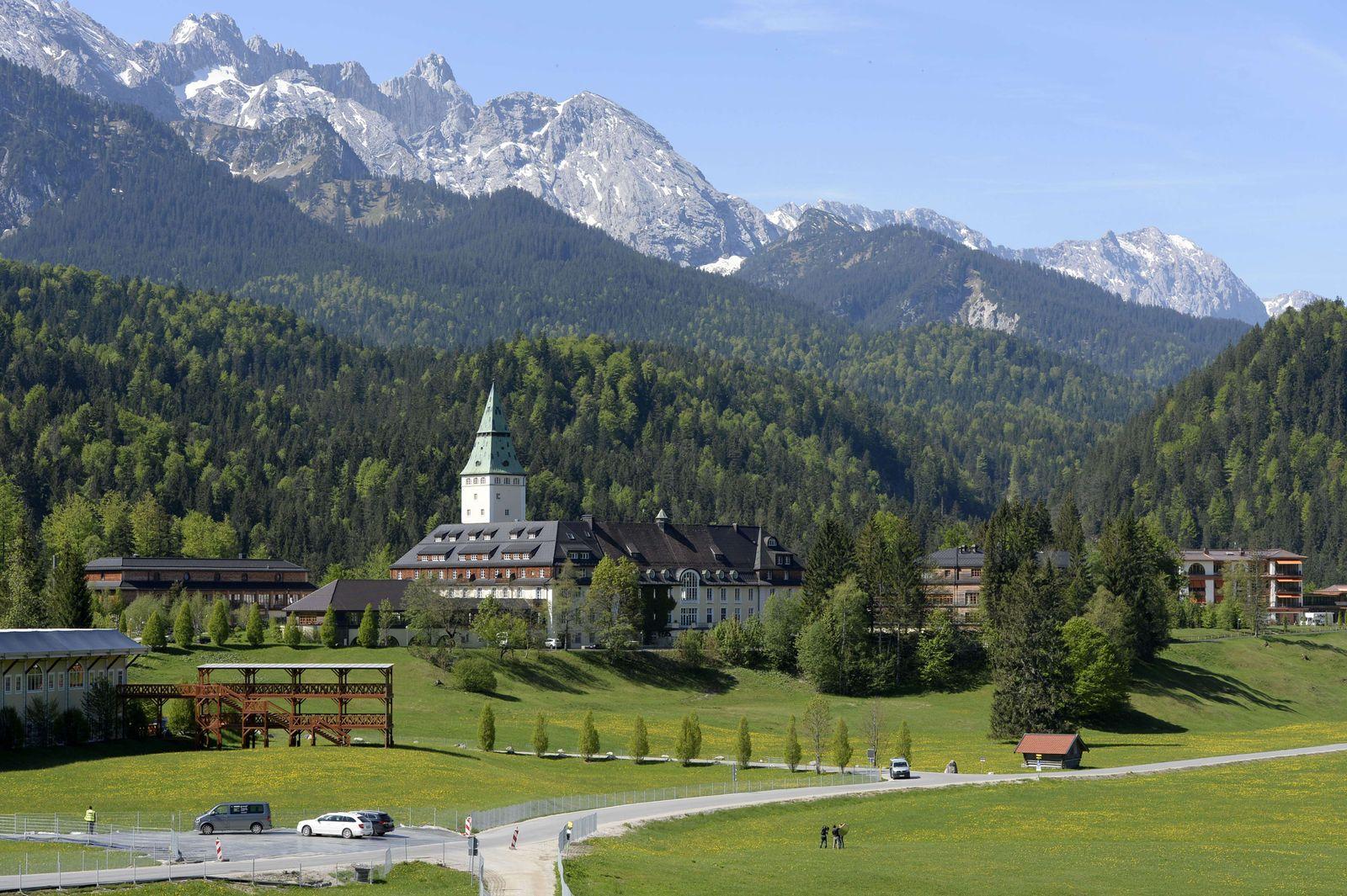 G7/ Schloss Elmau