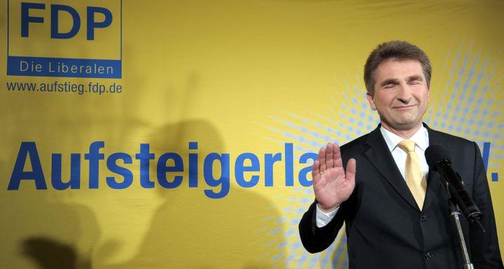 """FDP-Sitzenkandidat Pinkwart: """"Nicht finanzierbare Steuerversprechen"""""""