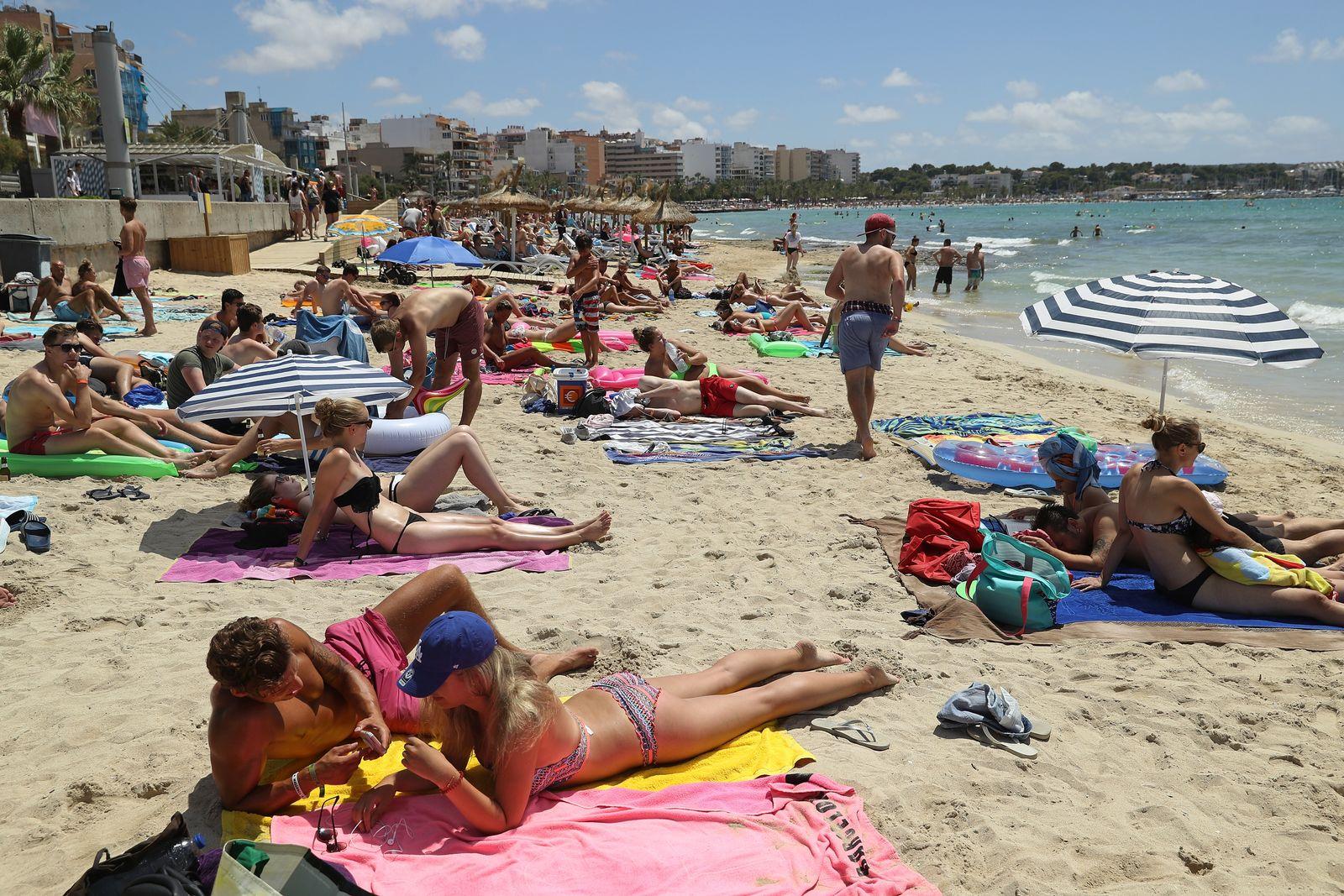 Hitze/ Mallorca