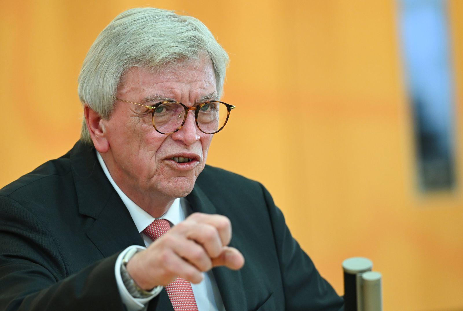 Plenarsitzung Landtag Hessen