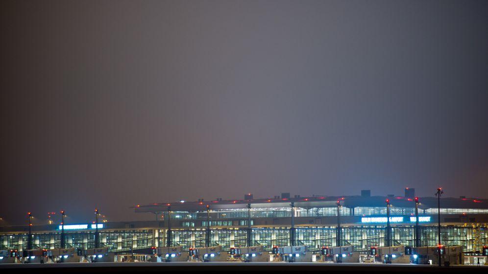 Flughafen Berlin Brandenburg: Laufen, radeln, spazieren gehen
