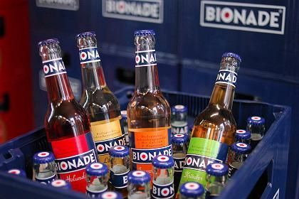 Bionade has successfully transformed itself into a trendy beverage.